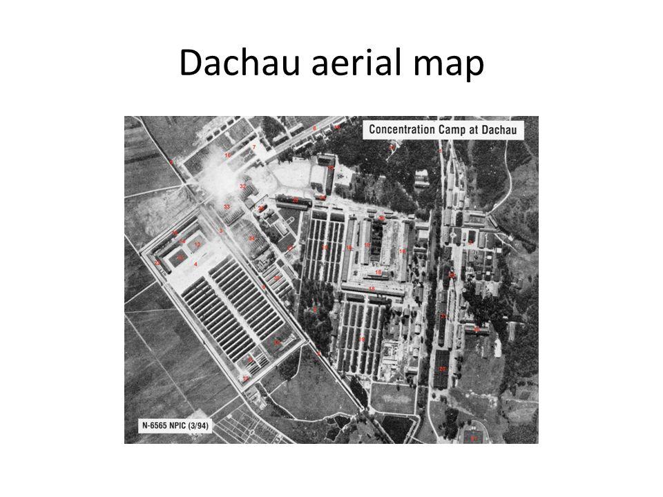Dachau aerial map