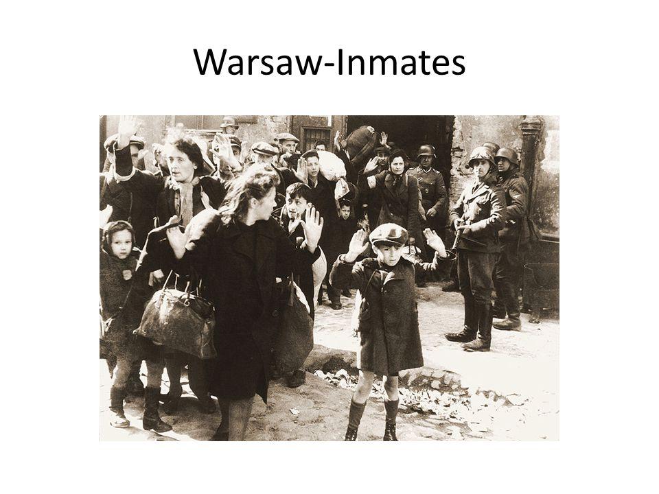 Warsaw-Inmates