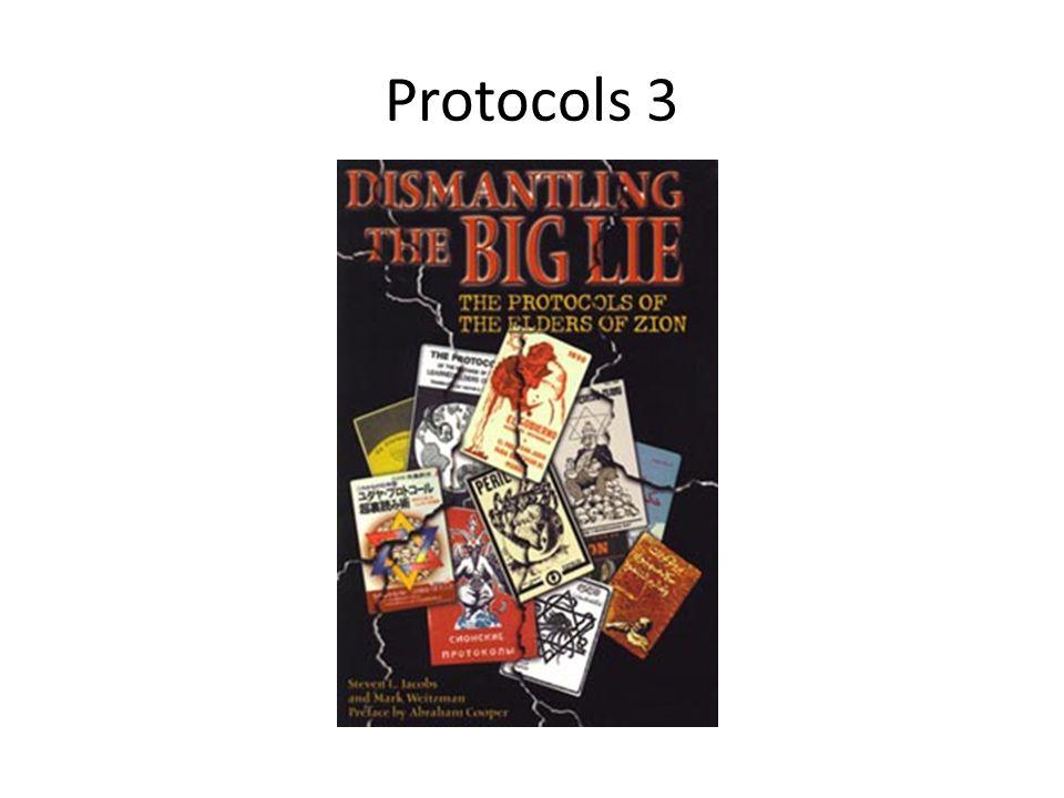 Protocols 3