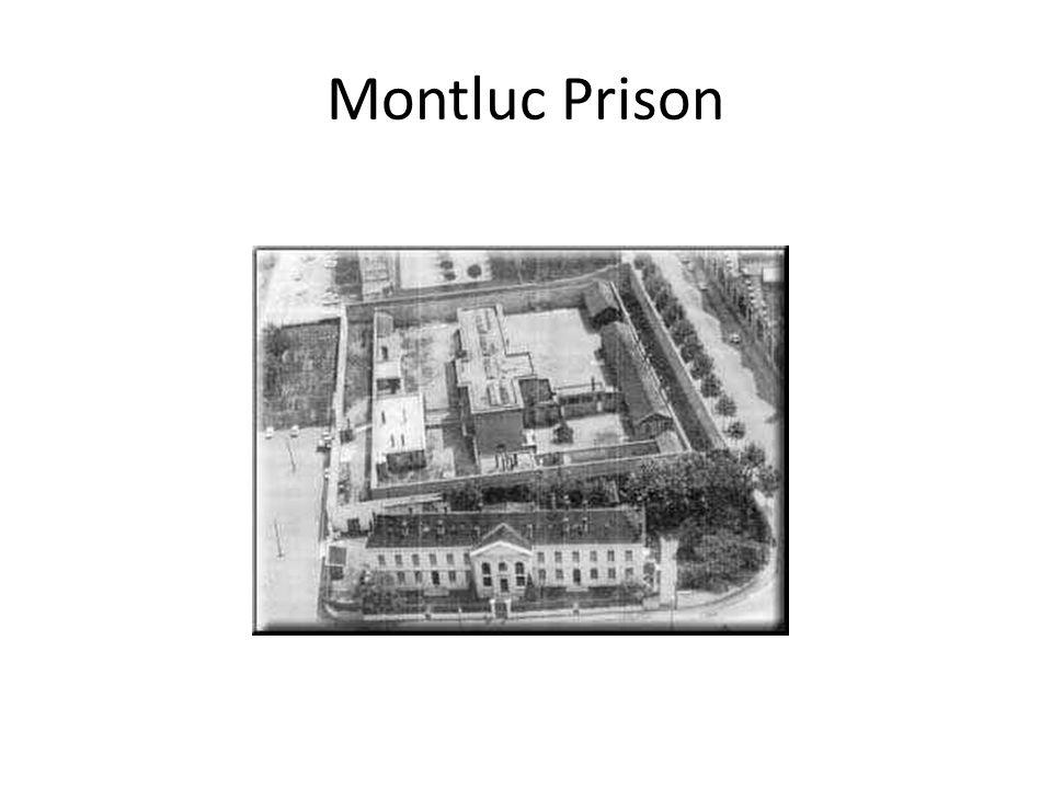 Montluc Prison