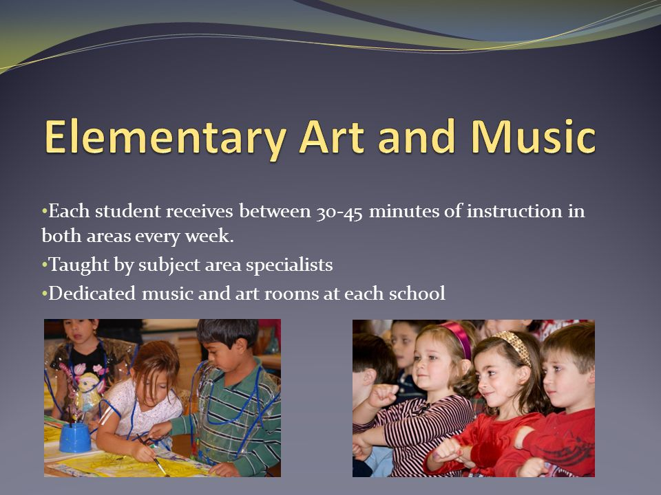 Art @ Tisdale & Hubbard Discipline Based Art Education (D.B.A.E) Art History Art Criticism Art Making Aesthetic Appreciation All students develop technical skills in projects based on specific historical styles and artists Develop proper vocabulary, learn elements of art and principles of design Emphasis on critique