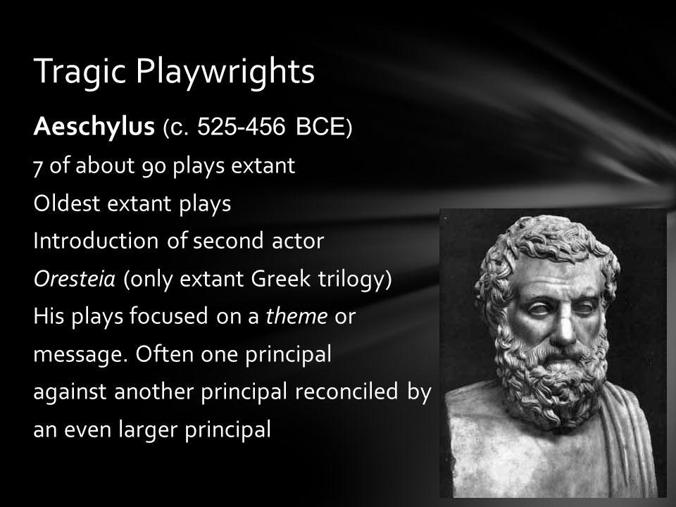 Aeschylus ( c.