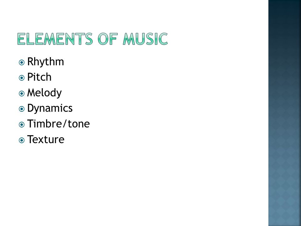  Acoustics pertain to how sound waves travel differently in different places (e.g.