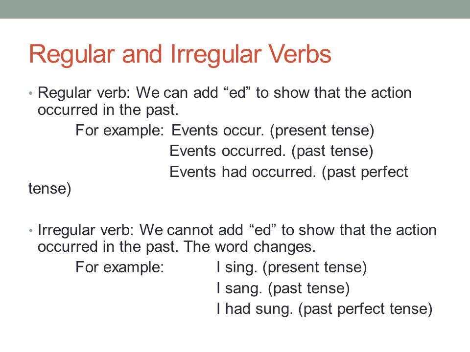 Problem: Passive Voice vs.