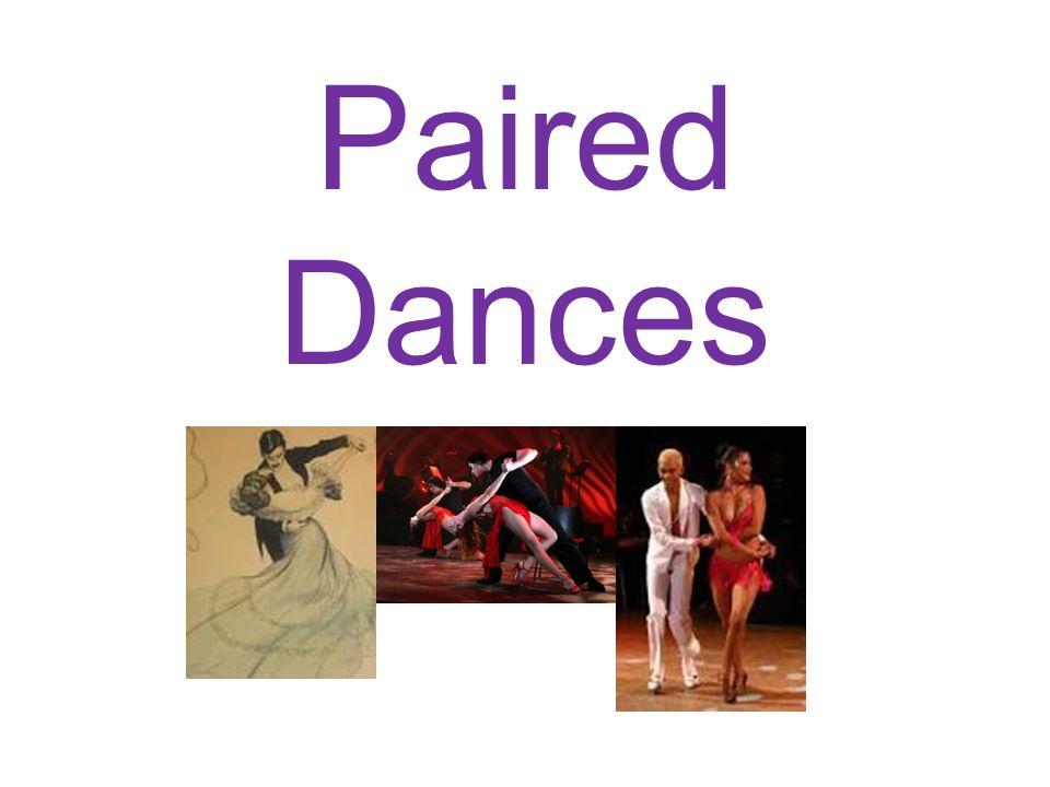 Paired Dances