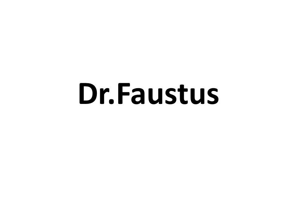 Dr.Faustus
