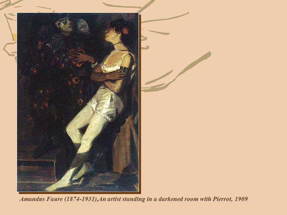 Georges Rouault, Pierrot, 1937-1938