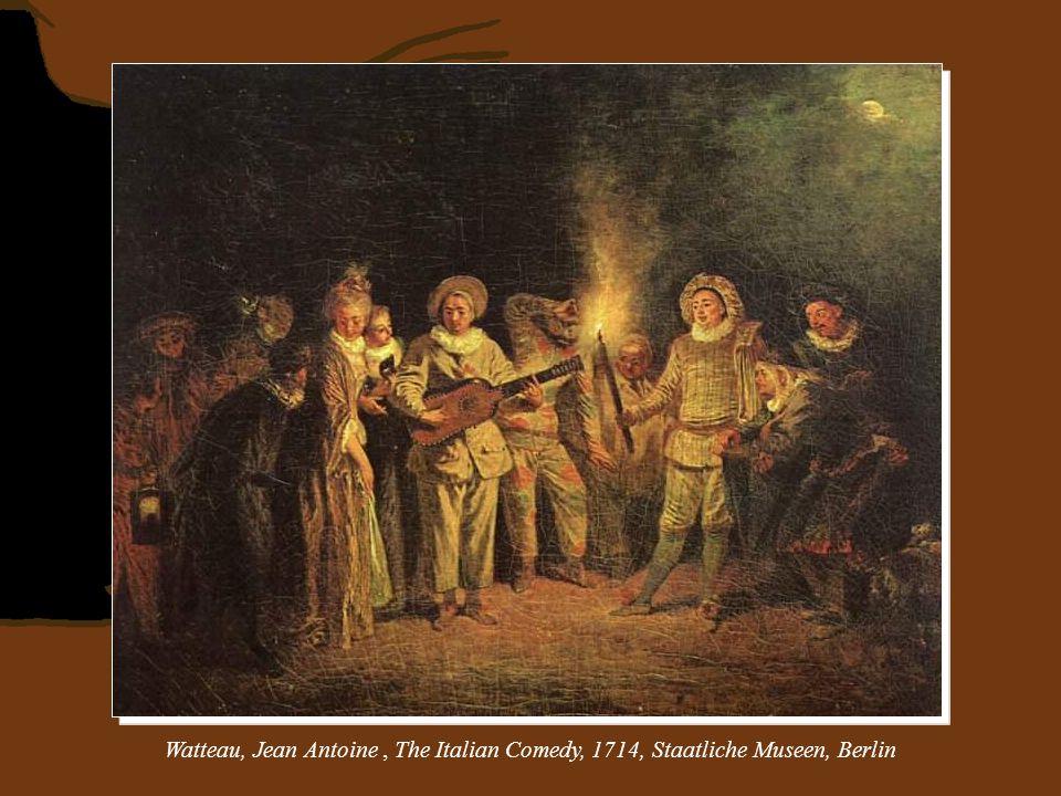 Watteau, Jean-Antoine Watteau, Jean-Antoine Gilles as Pierrot, 1718, mus é e du Louvre, Paris mus é e du Louvre, Paris פיירו הוא תאומו הצרפתי של פדרול