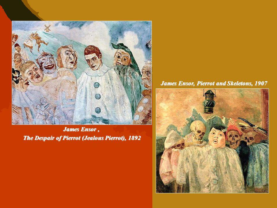 Derain, Andr é Derain, Andr é Harlequin and Pierrot,1924