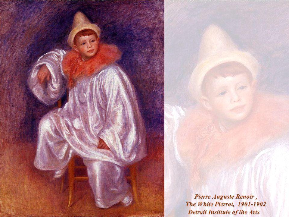 Watteau, Jean Antoine, Watteau, Jean Antoine, Pierrot content, Thyssen-Bornemisza Collection, Thyssen-Bornemisza Collection, Lugano Lugano