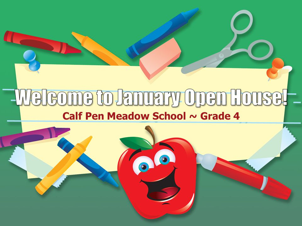 Calf Pen Meadow School ~ Grade 4
