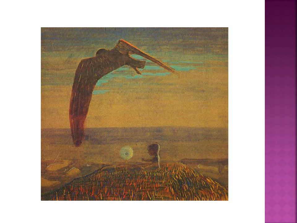 Č iurlionis felt that he was a synesthete; that is, he perceived colors and music simultaneously.