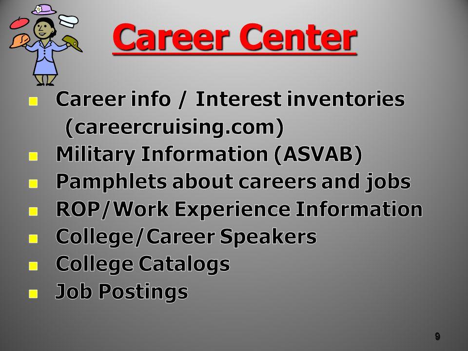 Career Center 9