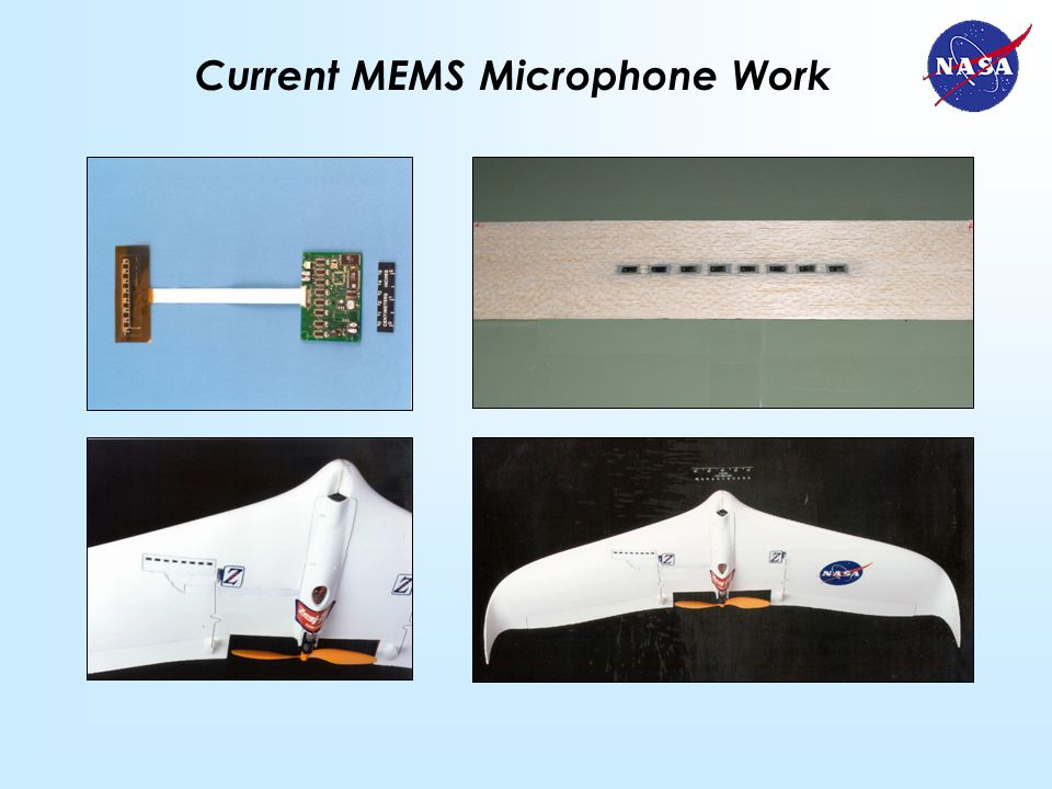 Current MEMS Microphone Work