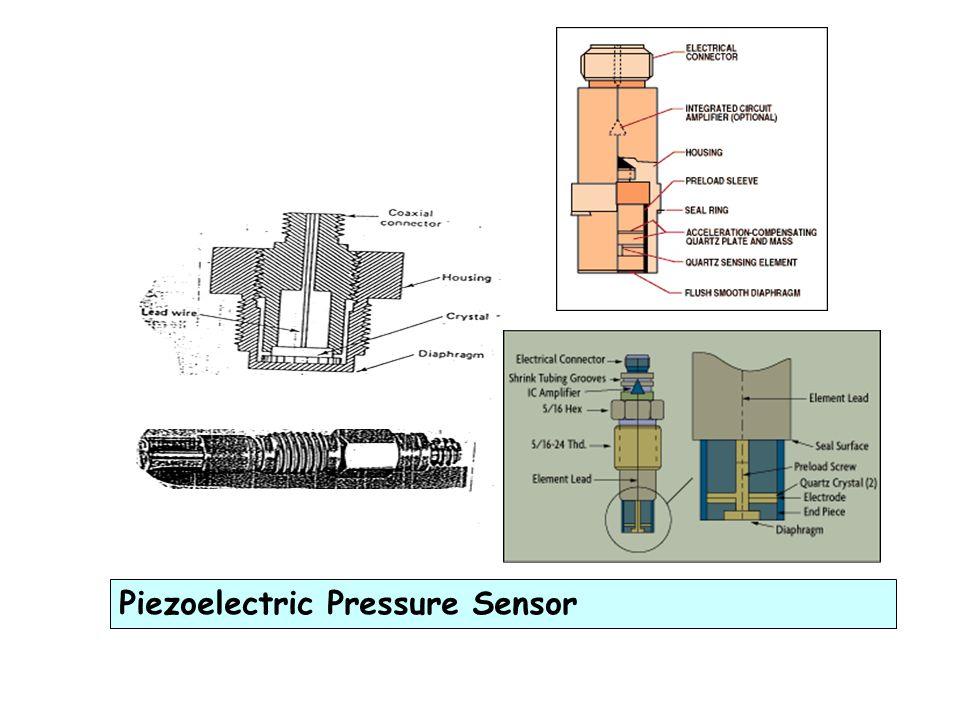 Piezoelectric Material Mechanical Stress Output Voltage PlateMechanical Stress Piezoelectric Pressure Sensor