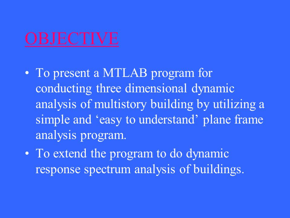 Why MATLAB . MATLAB has built-in functions that performs various computational tasks.