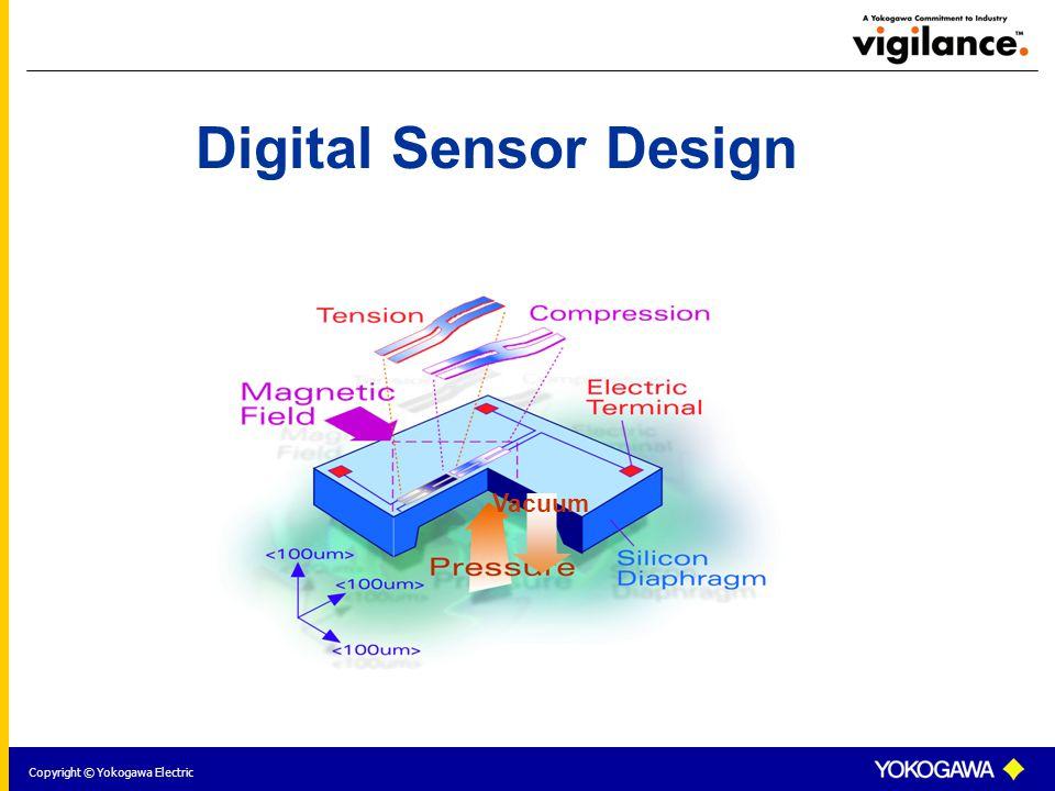 Copyright © Yokogawa Electric Vacuum Digital Sensor Design