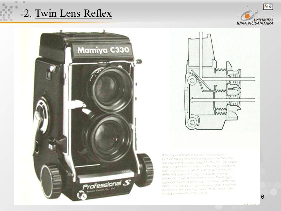 6 2. Twin Lens Reflex
