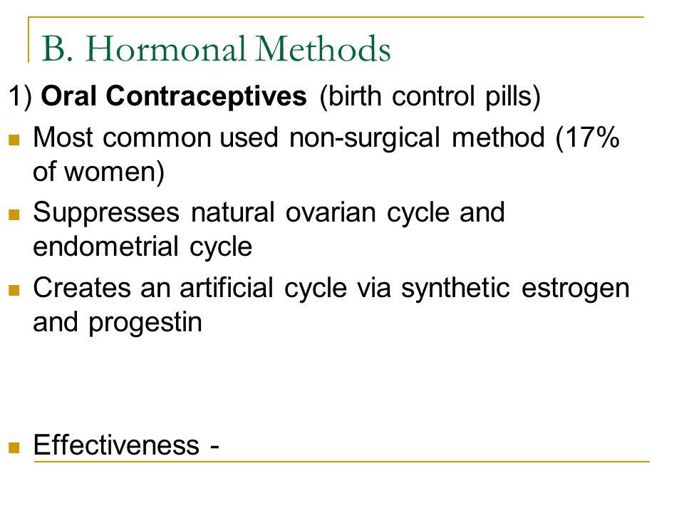 Risks of Birth Control Pills Oral antibiotics may decrease the effectiveness of birth control pills.