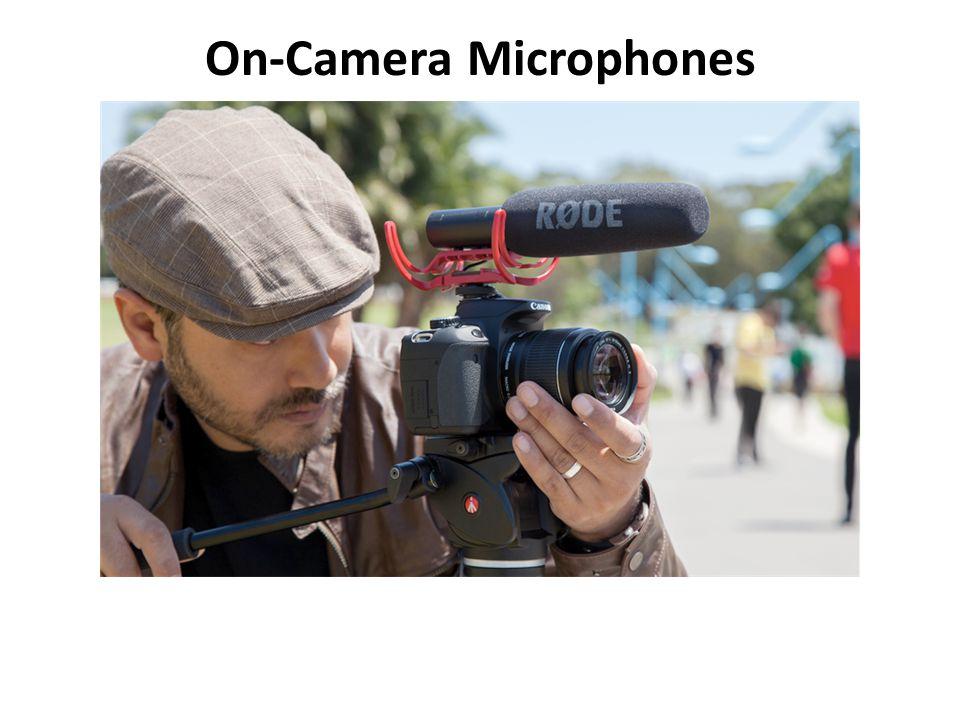 On-Camera Microphones