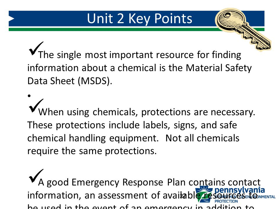 The single most important resource for finding information about a chemical is the Material Safety Data Sheet (MSDS).