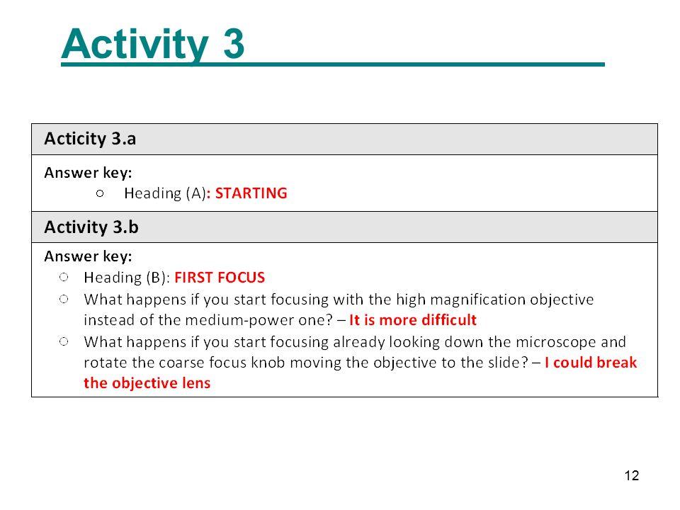 12 Activity 3