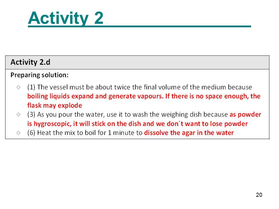 20 Activity 2