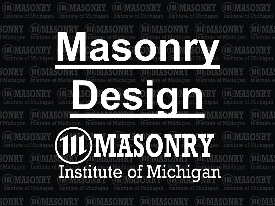 2 MASONRY WALLS CONSTRUCTION TYPE Single Wythe Cavity Prefabricated Barrier Masonry Veneer Masonry Bonded Hollow Wall
