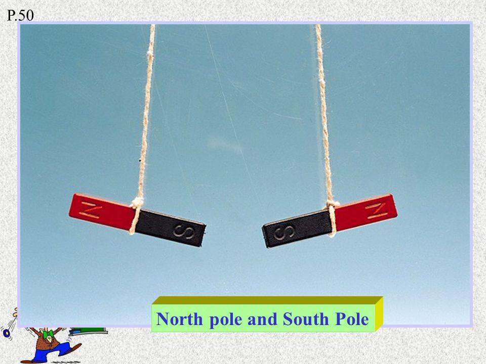 P.50 North pole and South Pole