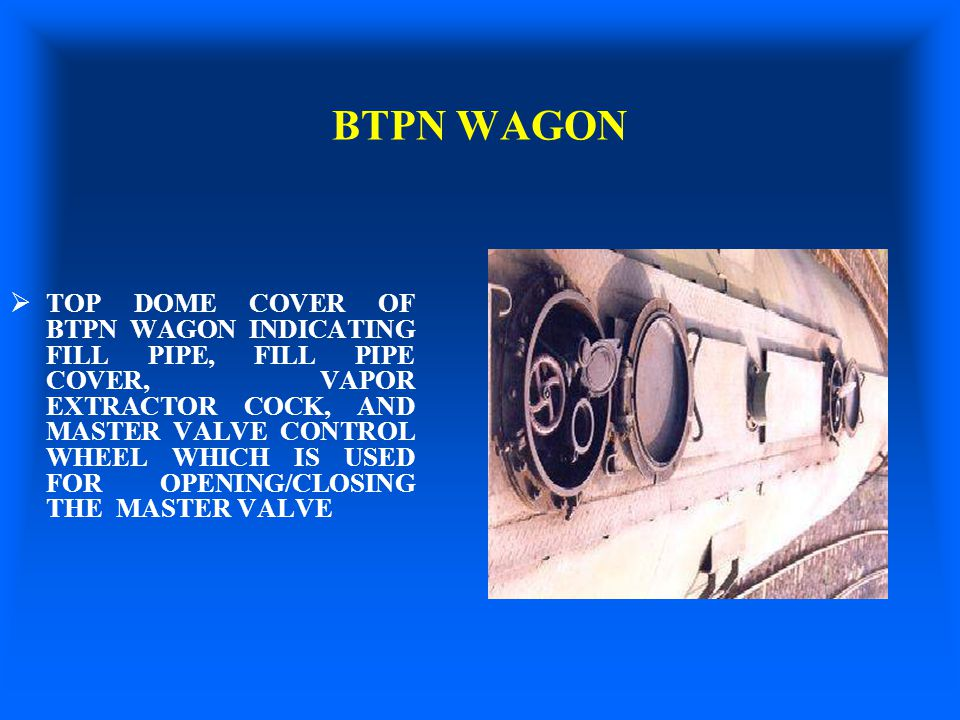 GAUGE THE CONTENTS OF THE TANK WAGON IN THE MANNER PRESCRIBED.