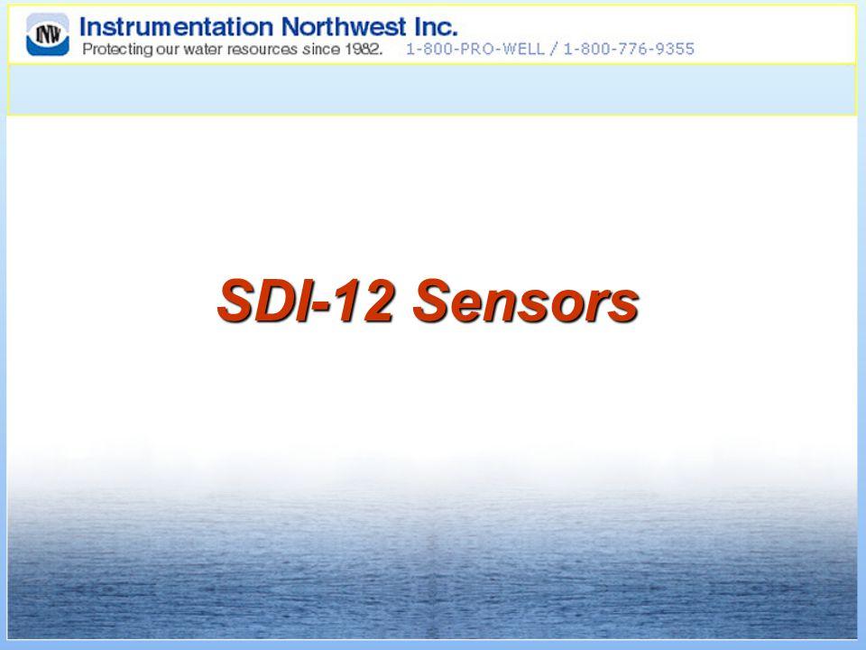 SDI-12 Sensors