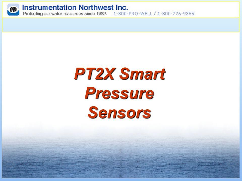 PT2X Smart Pressure Sensors