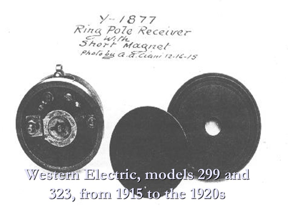 1915 single-button mic