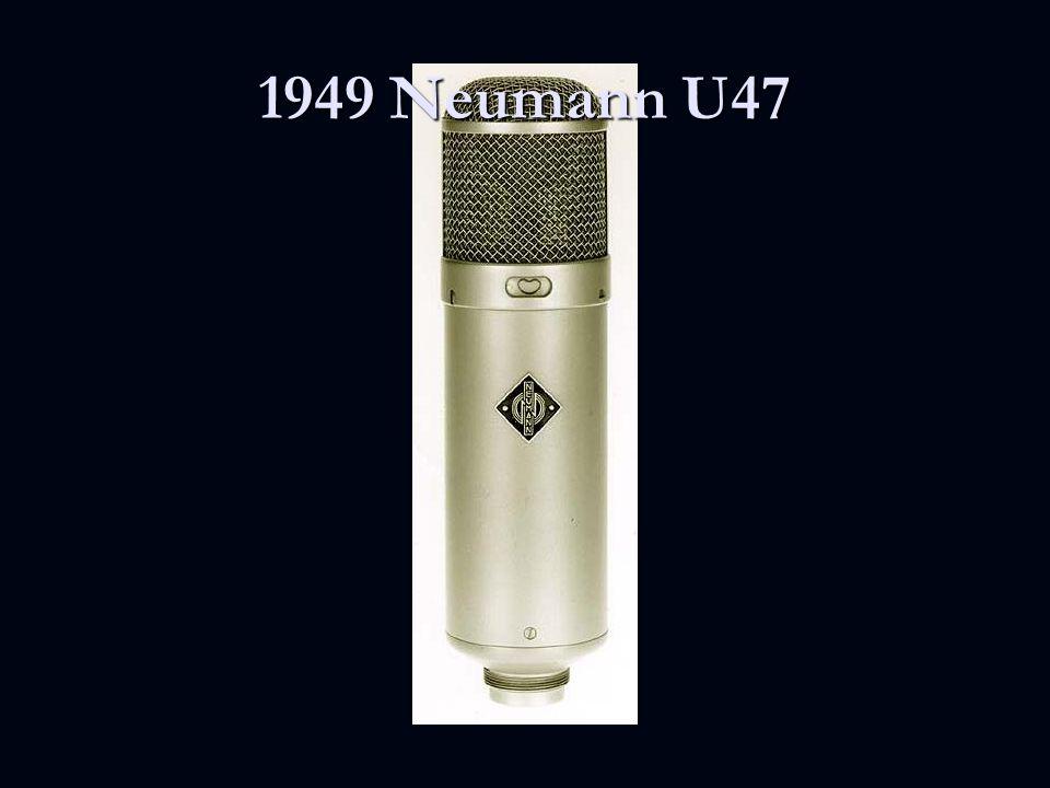 1949 Neumann U47