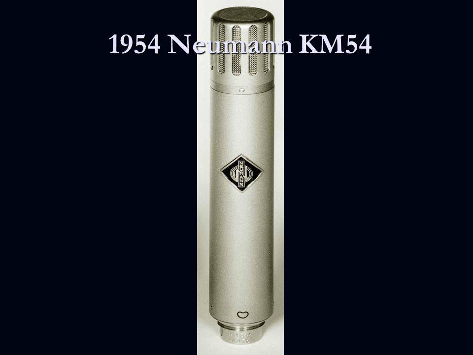 1954 Neumann KM54 1954 Neumann KM54