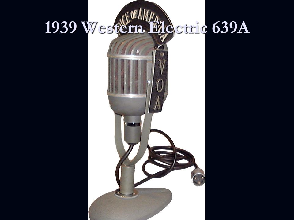 1939 Western Electric 639A
