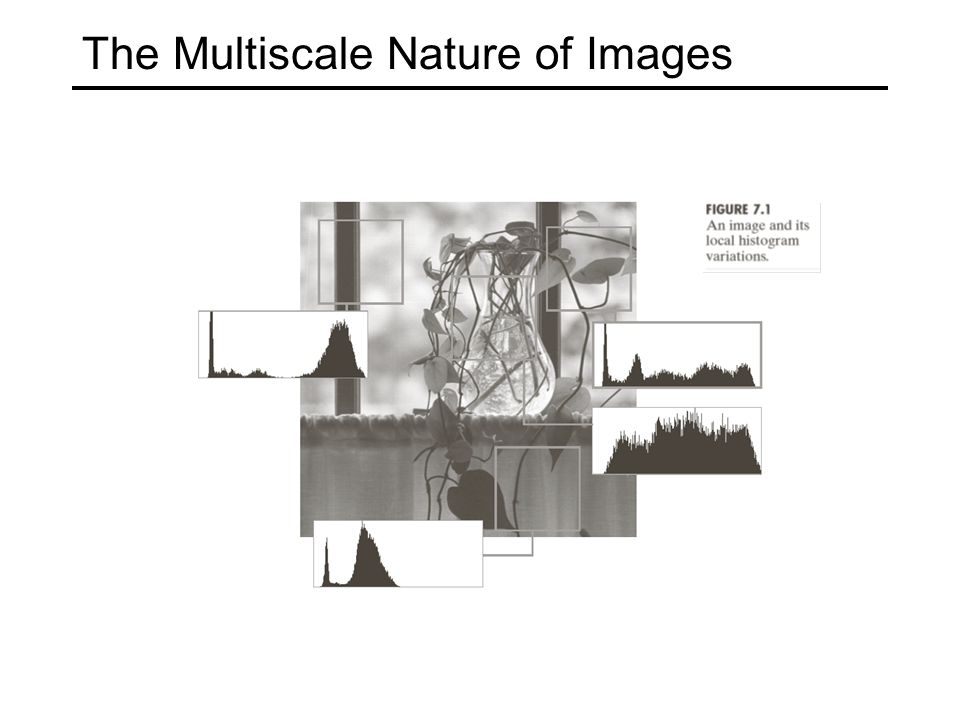 The Multiscale Nature of Images