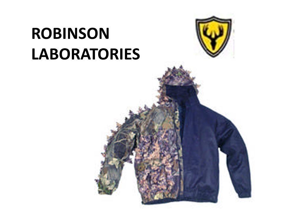 ROBINSON LABORATORIES