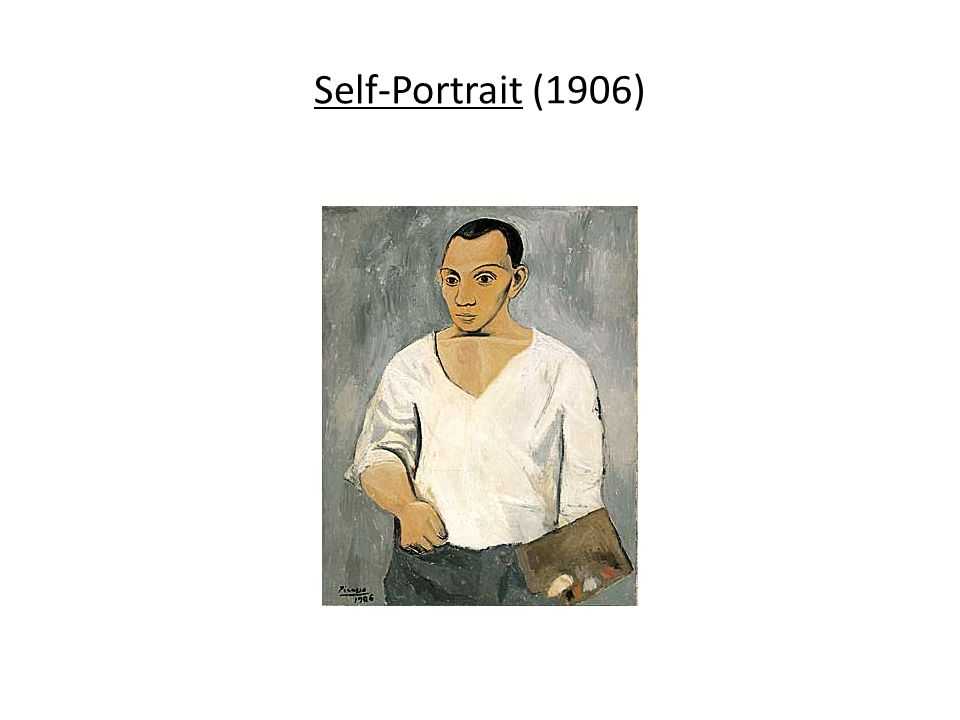 Self-Portrait (1906)