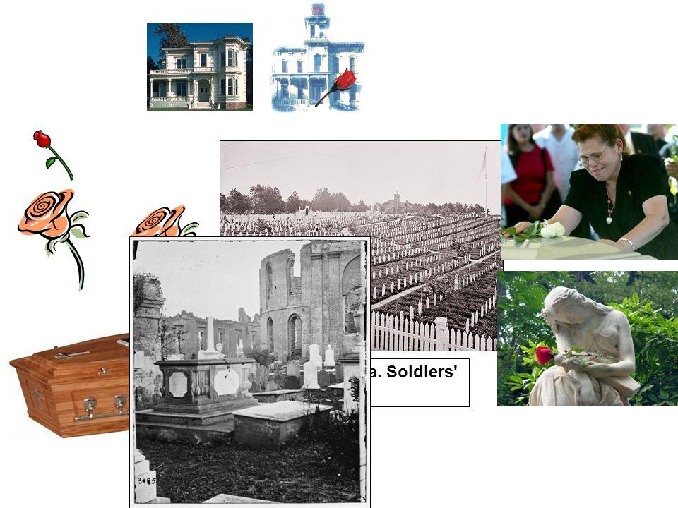 Alexandria, Va. Soldiers Cemetery