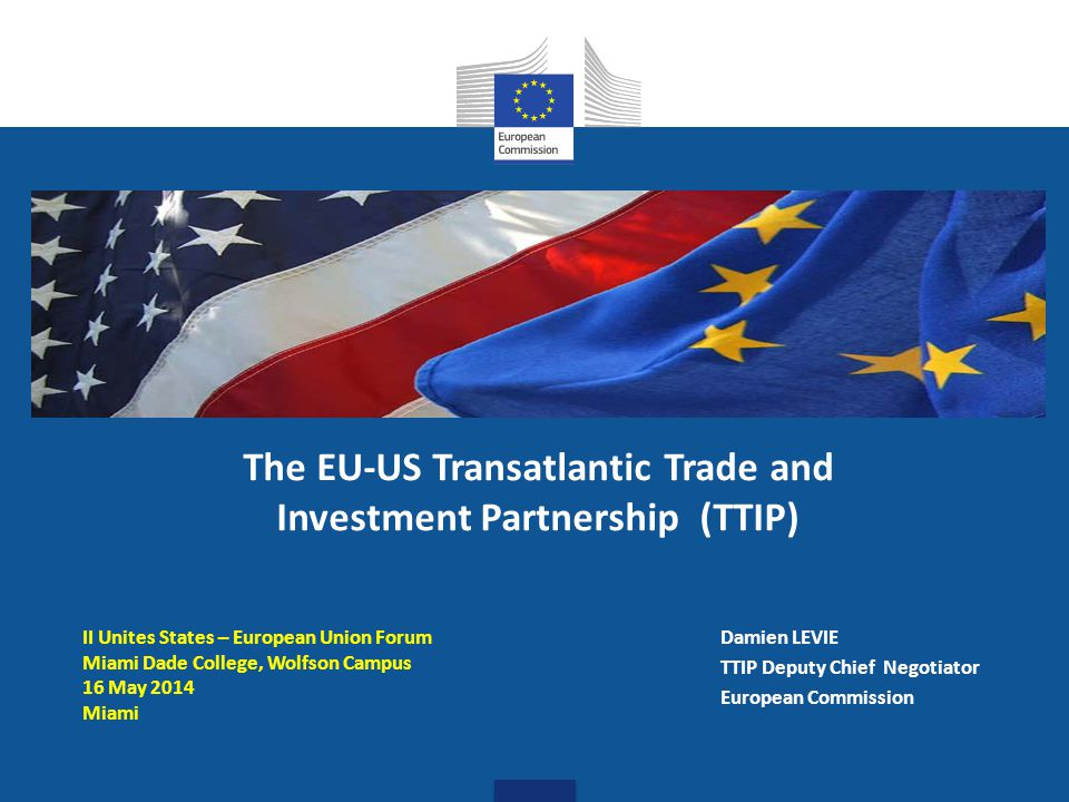 TTIP Challenges (2) Communication issues Right to regulate.