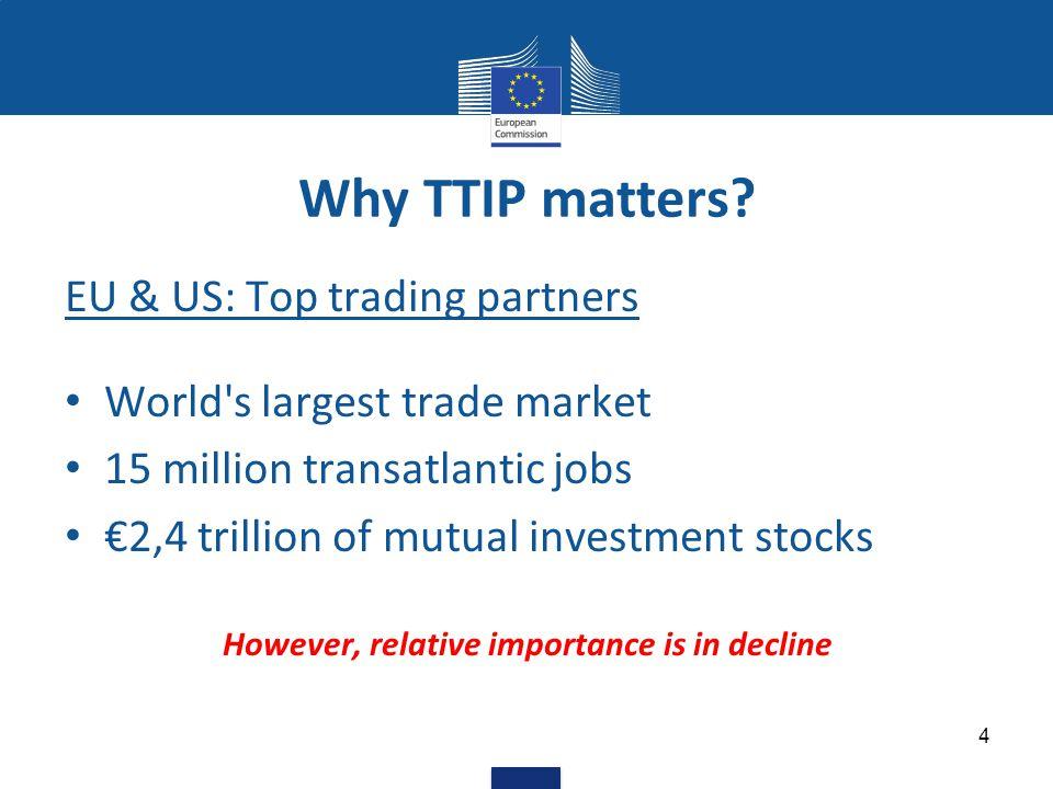 Stay informed Commission s TTIP dedicated website http://ec.europa.eu/trade/policy/in-focus/ttip/ http://ec.europa.eu/trade/policy/in-focus/ttip/ Follow us on Twitter @EU_TTIP_team@EU_TTIP_team 15