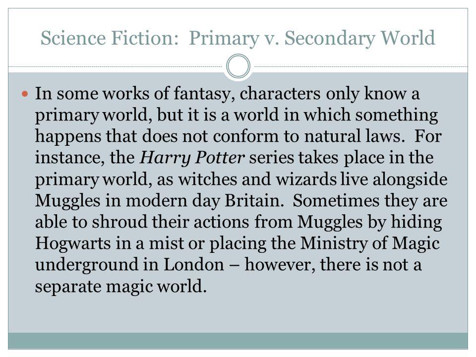 Science Fiction: Primary v.