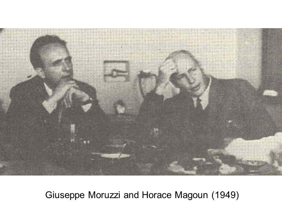 Giuseppe Moruzzi and Horace Magoun (1949)