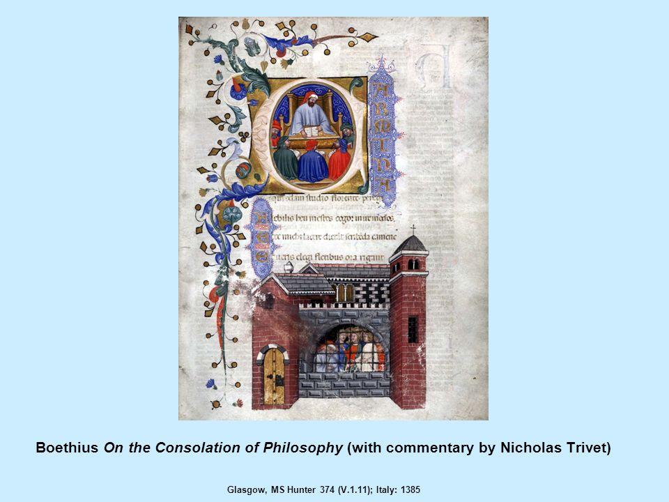 Boethian moments in Troilus and Criseyde I-III TC 1.729-35; cp.