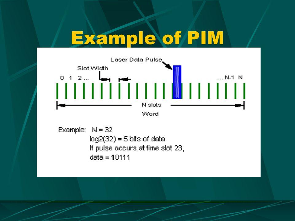 Example of PIM