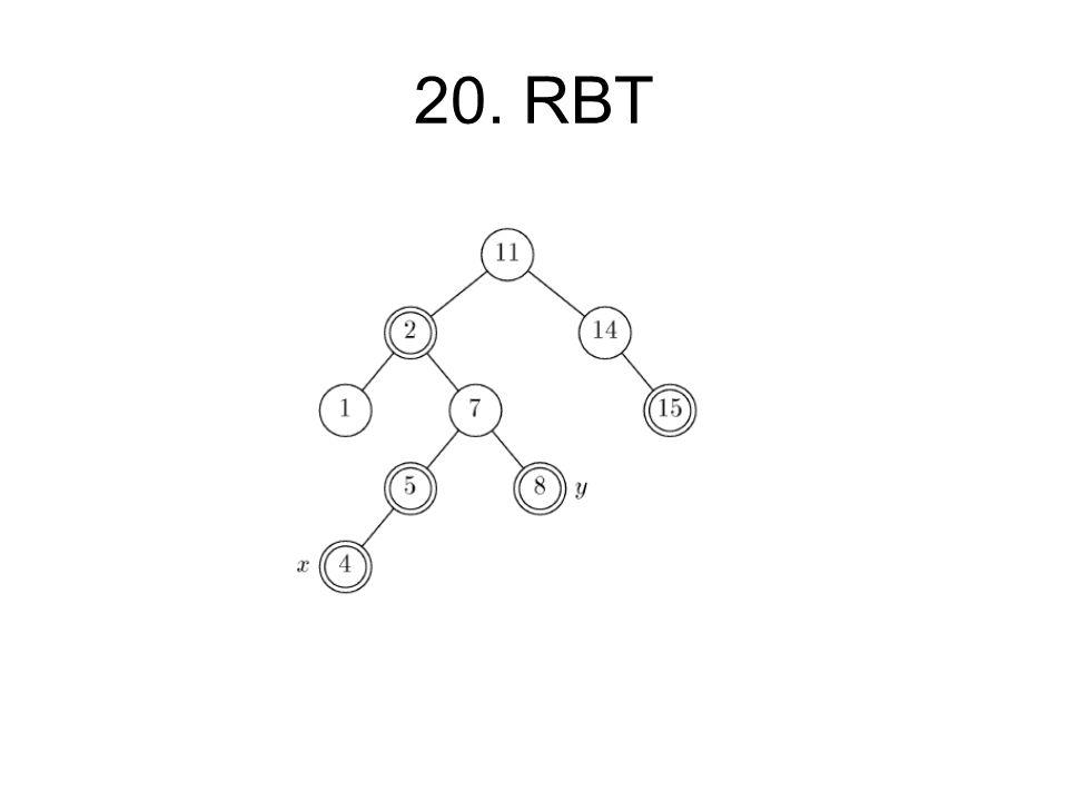 20. RBT