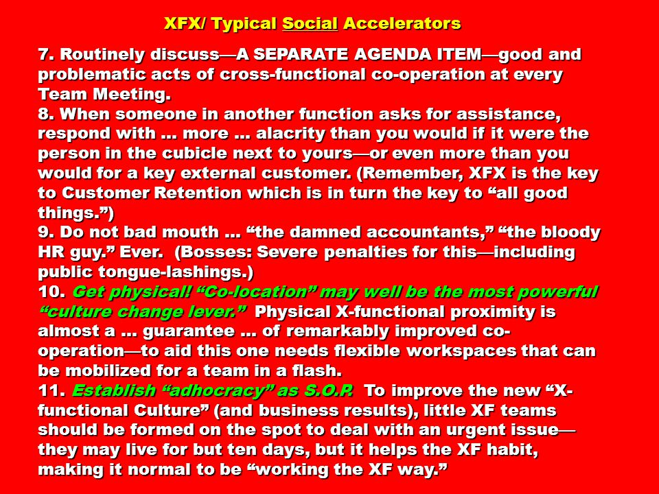 XFX/ Typical Social Accelerators XFX/ Typical Social Accelerators 7.