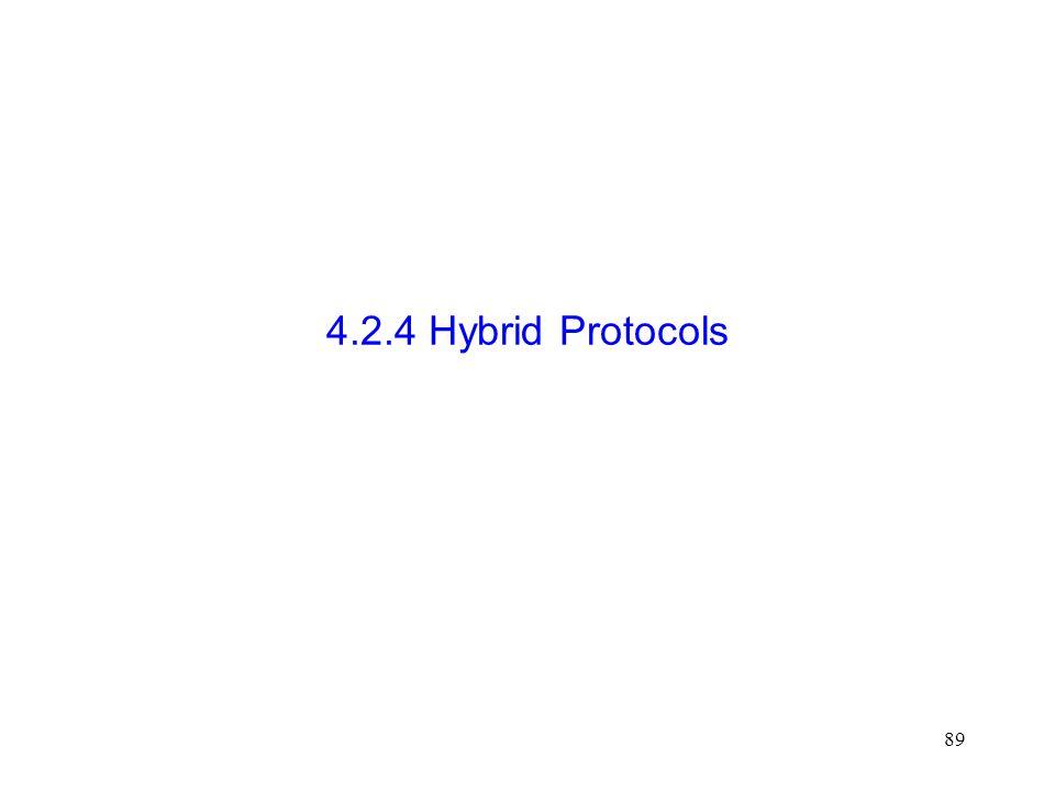 89 4.2.4 Hybrid Protocols