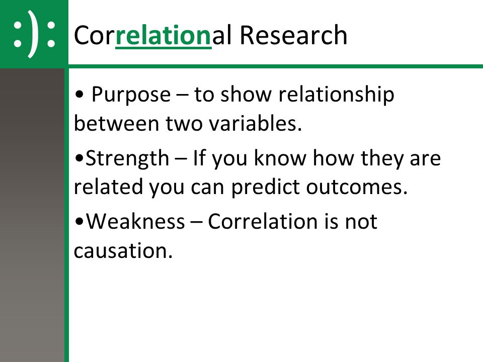 Correlation is not Causation: It only predicts!!!.